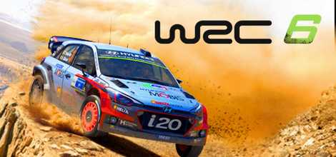 WRC 6 CPY Crack for PC Free Download