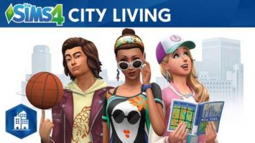The Sims 4 City Living Crack for PC Free Download