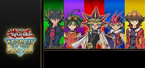 Yu-Gi-Oh! Legacy of the Duelist Crack PC Free Download