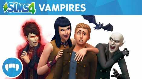 The Sims 4 Vampires Crack PC Free Download