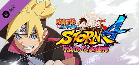 NARUTO STORM 4 Road to Boruto Crack PC Free Download