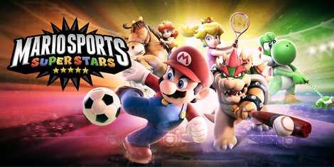 Mario Sports Superstars PC Download Header
