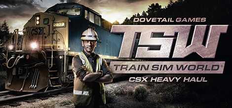 Train Sim World CSX Heavy Haul Header