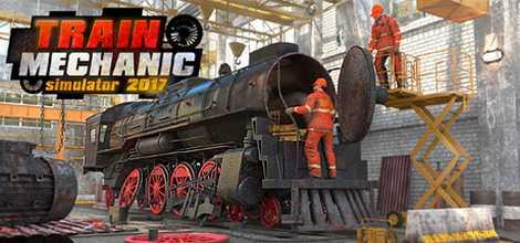 Train Mechanic Simulator 2017 PC Crack Free Download Torrent
