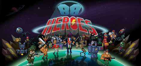 88 Heroes PC Crack Free Download Torrent