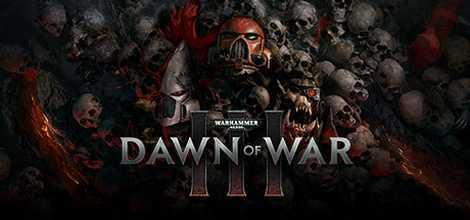 Warhammer 40K Dawn of War III Crack PC Free Download