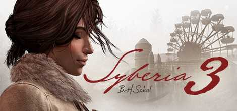 Syberia 3 Crack PC Download Header