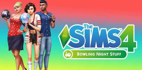 The Sims 4 Bowling Night Stuff RELOADED Torrent