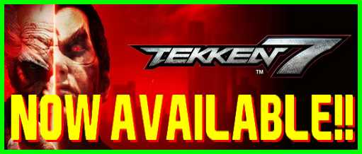 TEKKEN 7 Crack PC Free Download Torrent