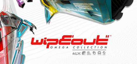 WipEout Omega Collection PC Full Game Cracked Torrent